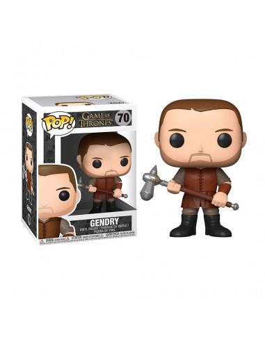 Figura vinilo Funko Pop Game of Thrones Gendry colección